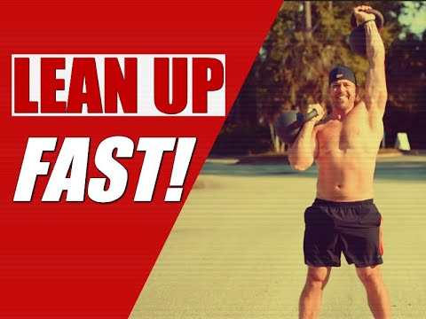 7 Minute Total Physique Kettlebell Hiss Burn Fat & Invent Strength | Chandler Marchman