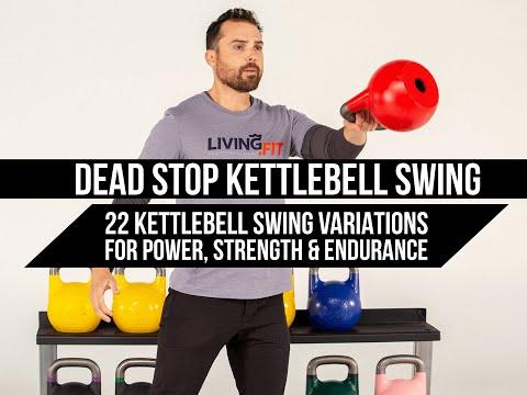 Lifeless Stop Kettlebell Swing