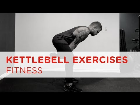 Kettlebell – Kettlebell Workout routines – Kettlebell Deliver Video
