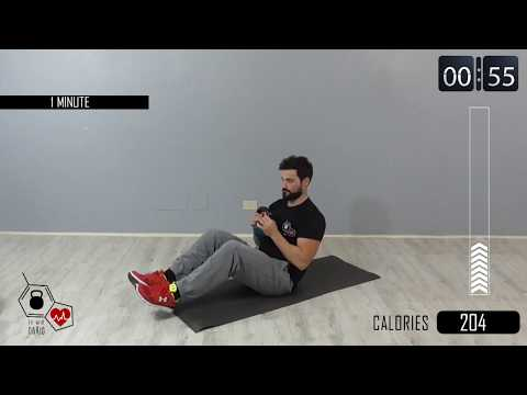 Virtual Gymnasium – KB Insanity – Kettlebell Workout routines to Fabricate Energy (Day 1)