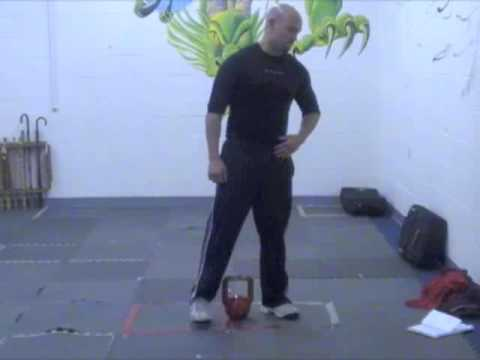 Kettlebell Circuit Workout Routine for Elephantine Loss