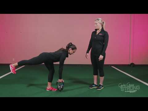 Kettlebell Single Leg Romanian Deadlift – Stylish Lady's Files to Energy Working in the direction of