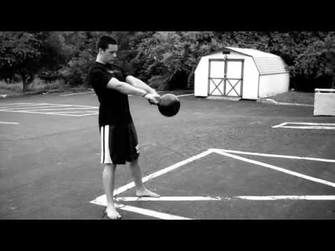 Tabata Intervals with Kettlebell Swings
