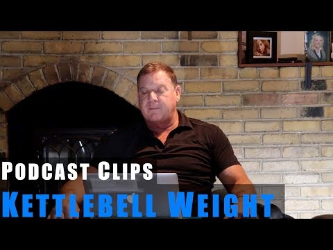 Ultimate Weight for Your First Kettlebell