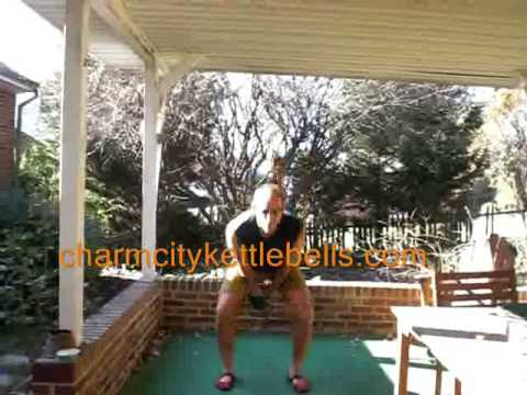 4 Kettlebell Utter for Fat Loss and Building Lean Muscle Mass