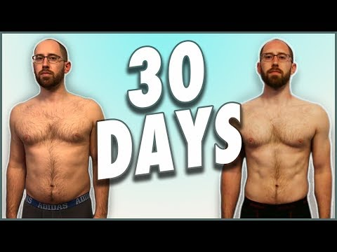 How I lost 8% Physique Fat in 30 Days – HIGH INTENSITY WORKOUT