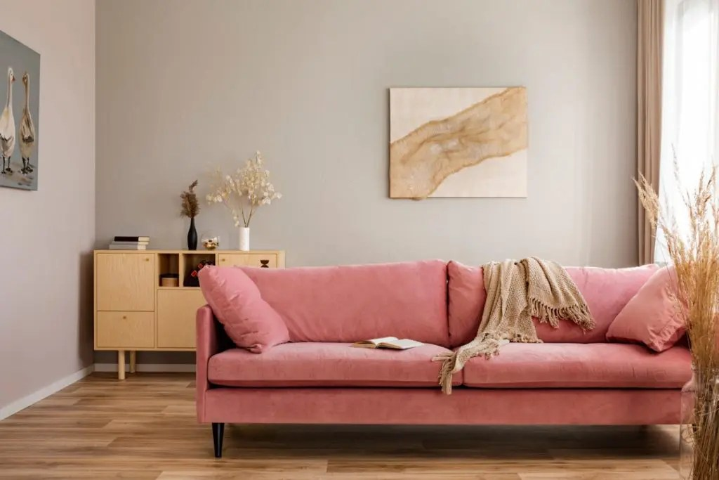 Our Trending Color Of The Month Fussy Pink Mhm Professional Staging