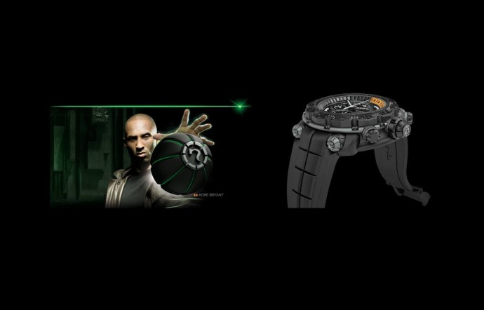 Nubeo Black Mamba Watch & Kobe Bryant
