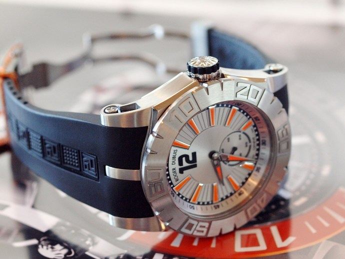Roger Dubuis Easy Diver 2010