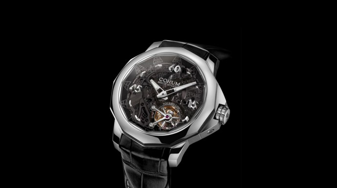 Corum Admiral's Cup 45 Minute Repeater
