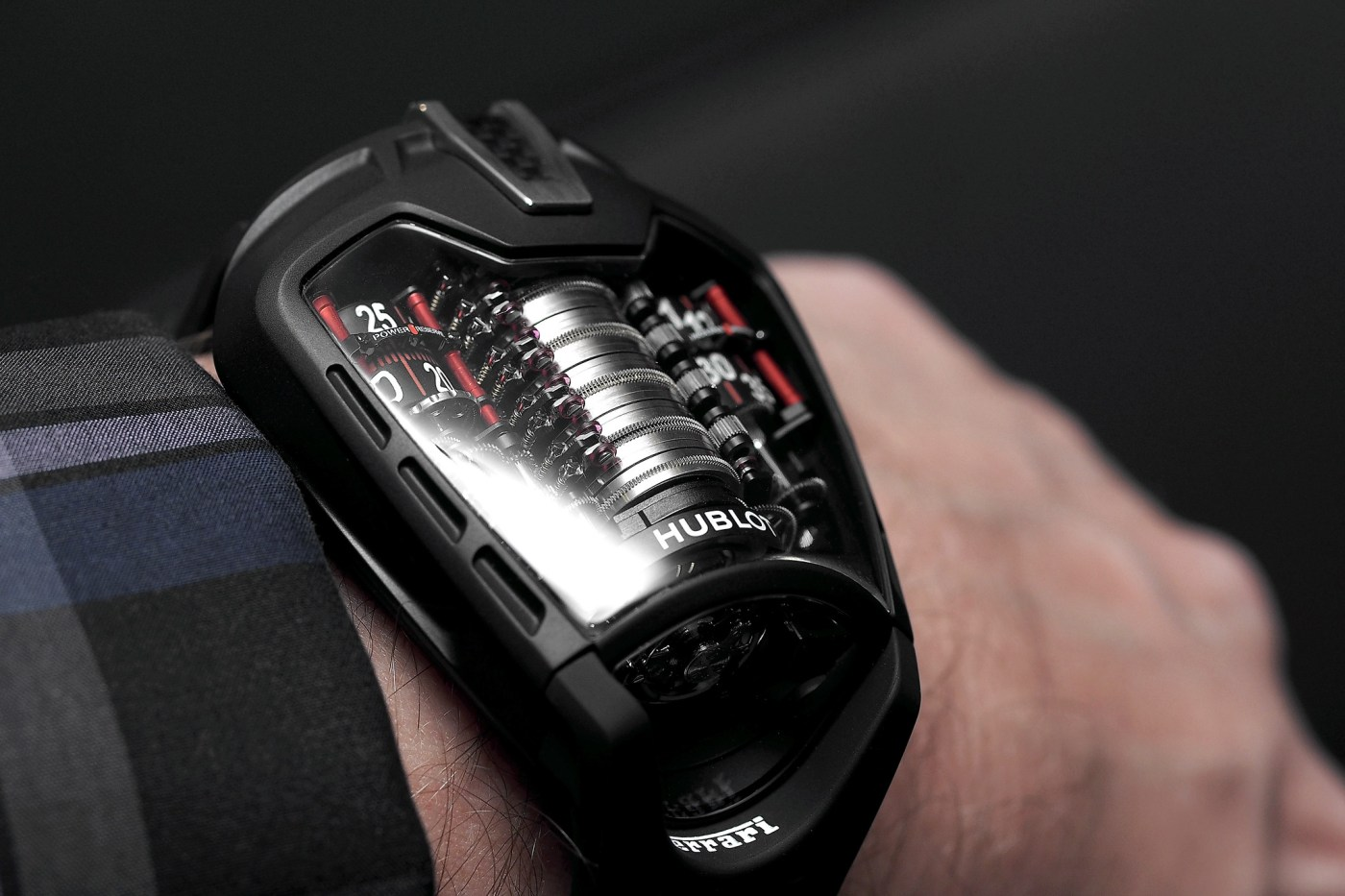 Hublot MP-05 LaFerrari Ferrari
