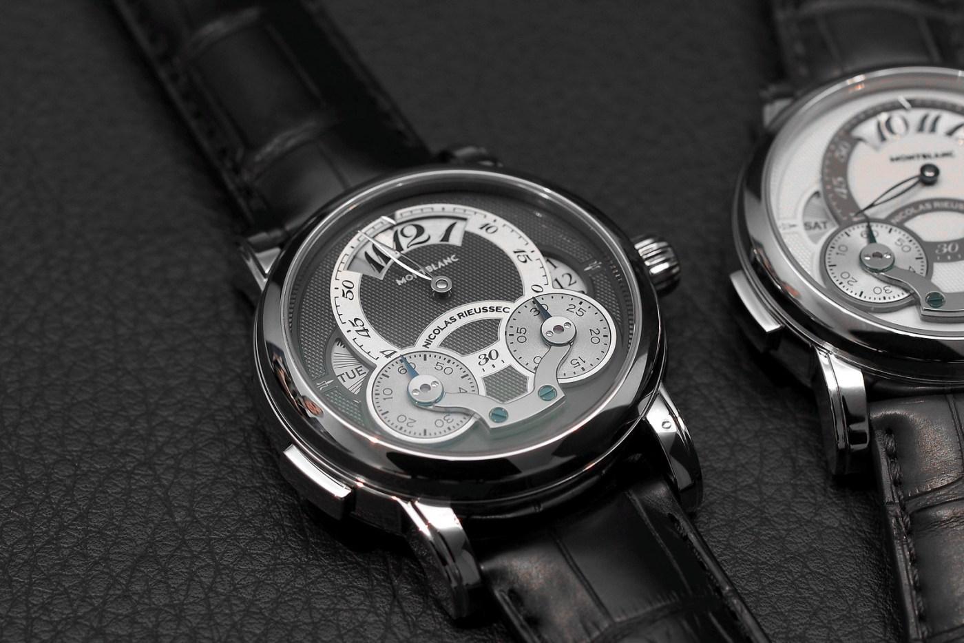 Montblanc Nicolas Rieussec Rising Hours Chronograph