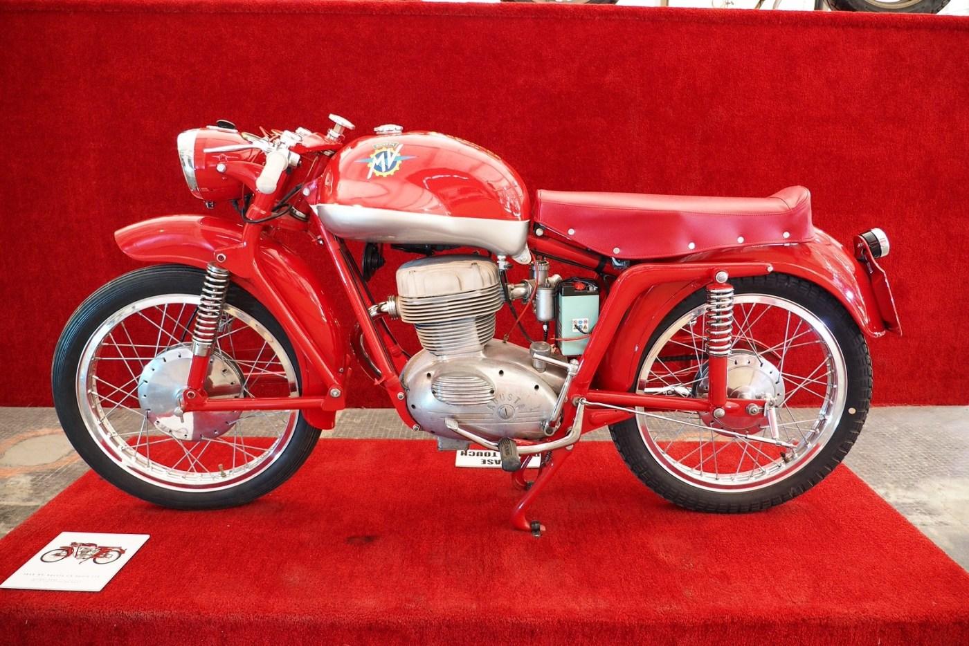 The Art of the Italian Two Wheel