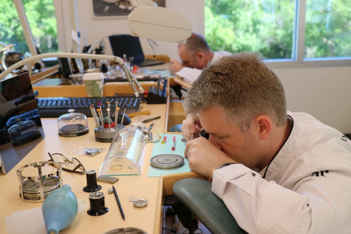 A step inside of Audemars Piguet's US Service Center to see my Royal Oak receive a factory service