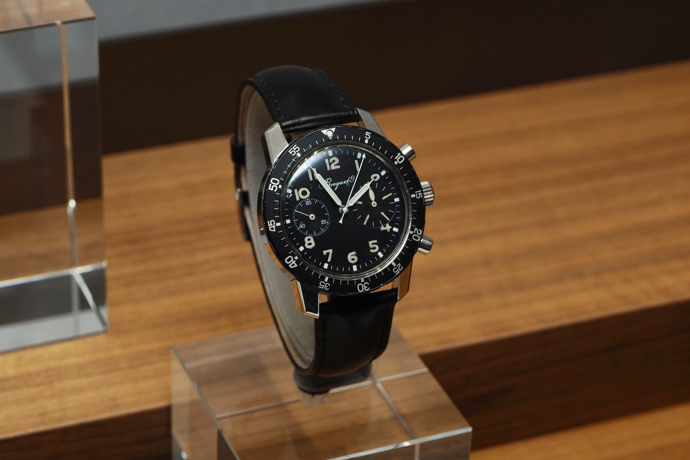 Type 20 wristwatch chronograph, second-generation