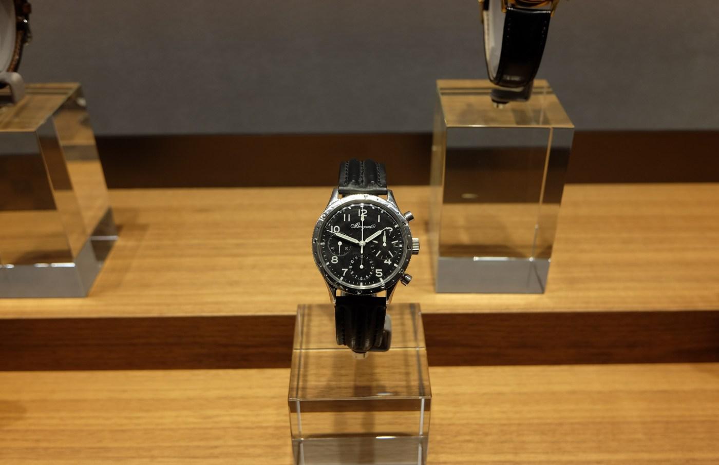 Type 20 wristwatch chronograph