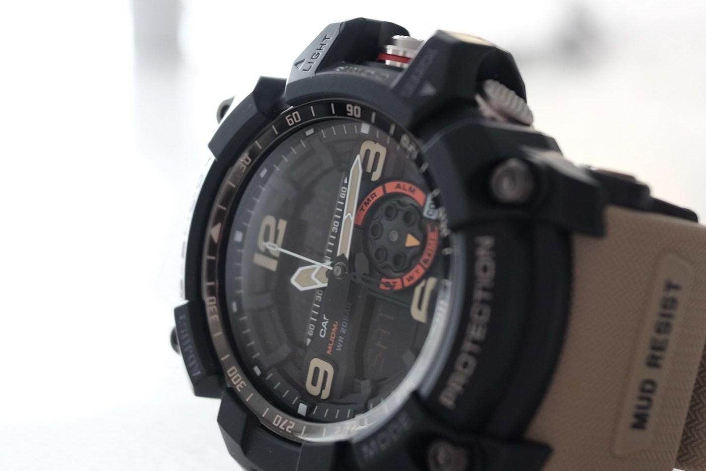 Casio G-Shock Mudmaster GG1000-Khaki