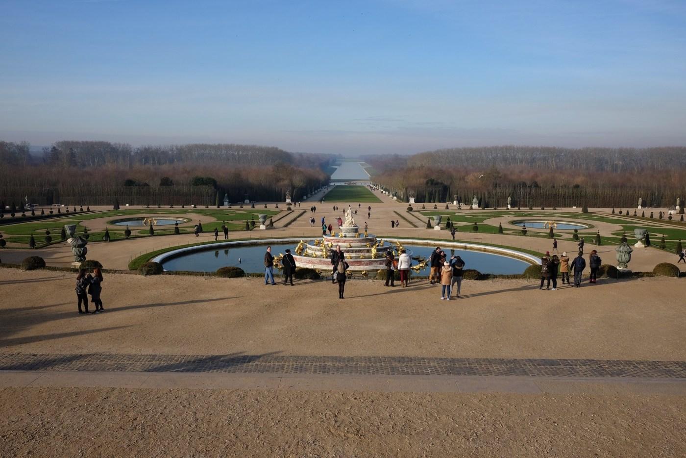 Palace of Versailles Grounds
