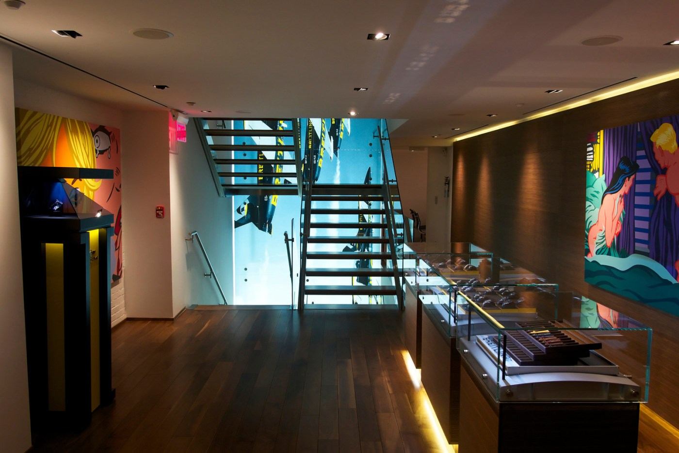 Breitling Boutique NYC