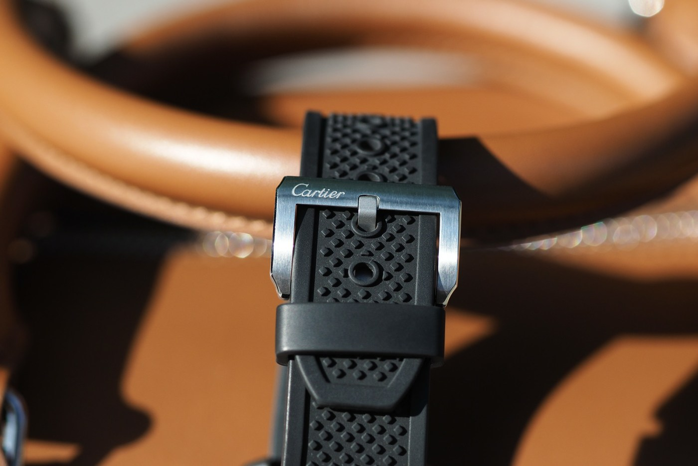 Cartier Two-Tone Diver's Watch