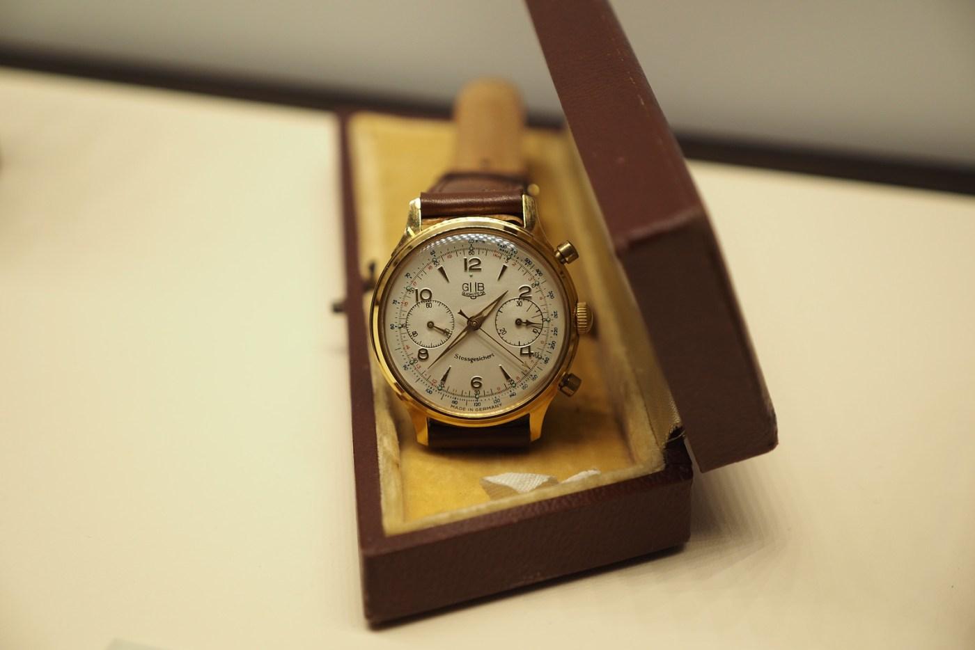 GUB vintage watch