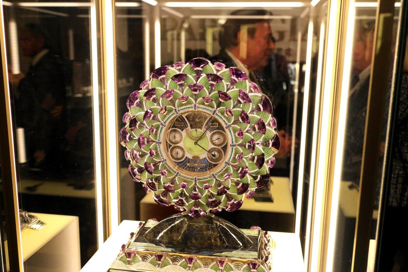 Parmigiani Heritage Clock