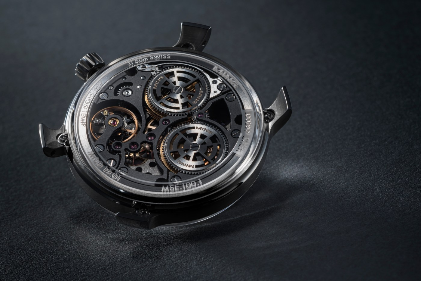 Ming 19.01 watches