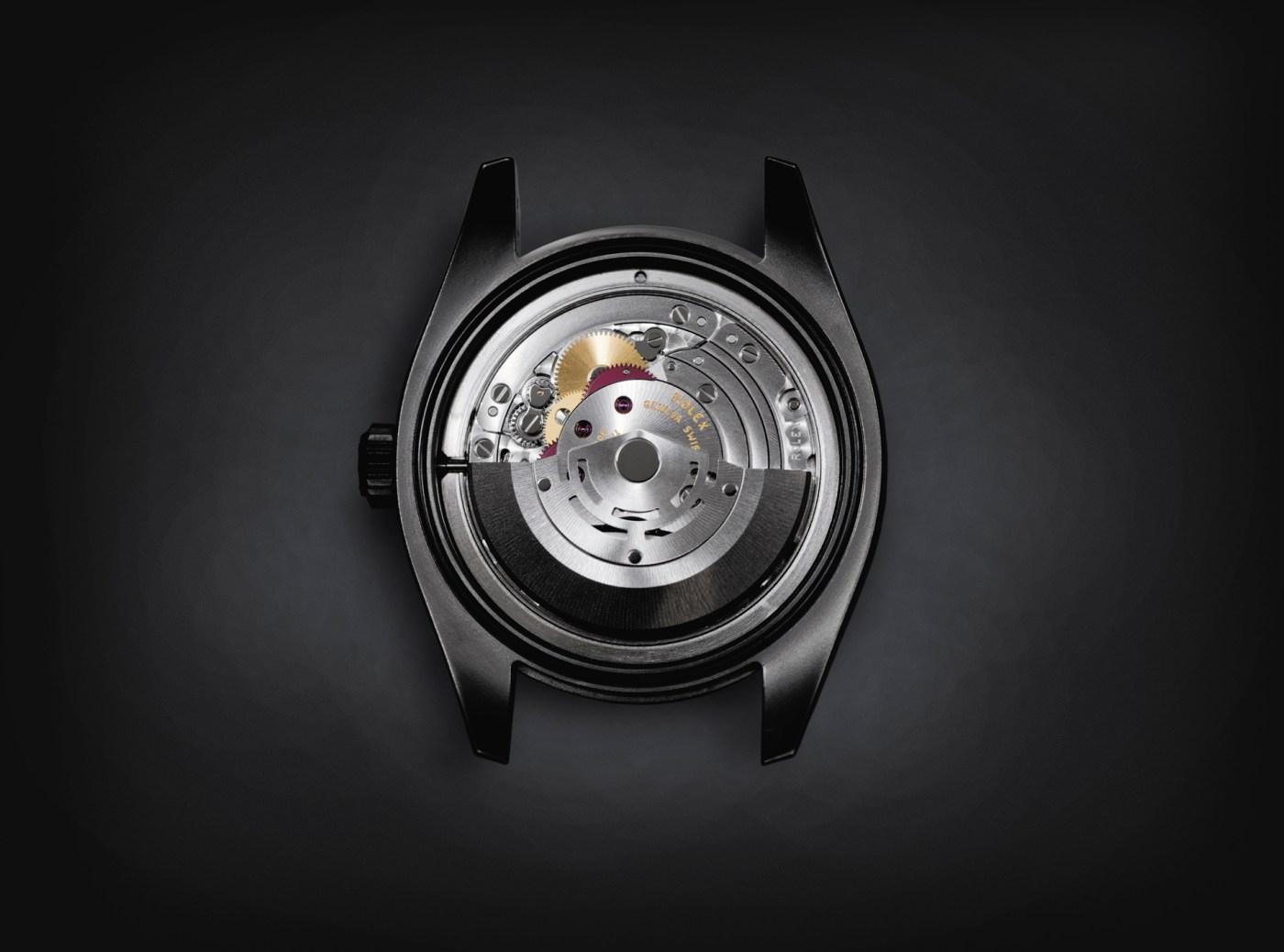 Rolex Milgauss Tourbillon by Label Noir