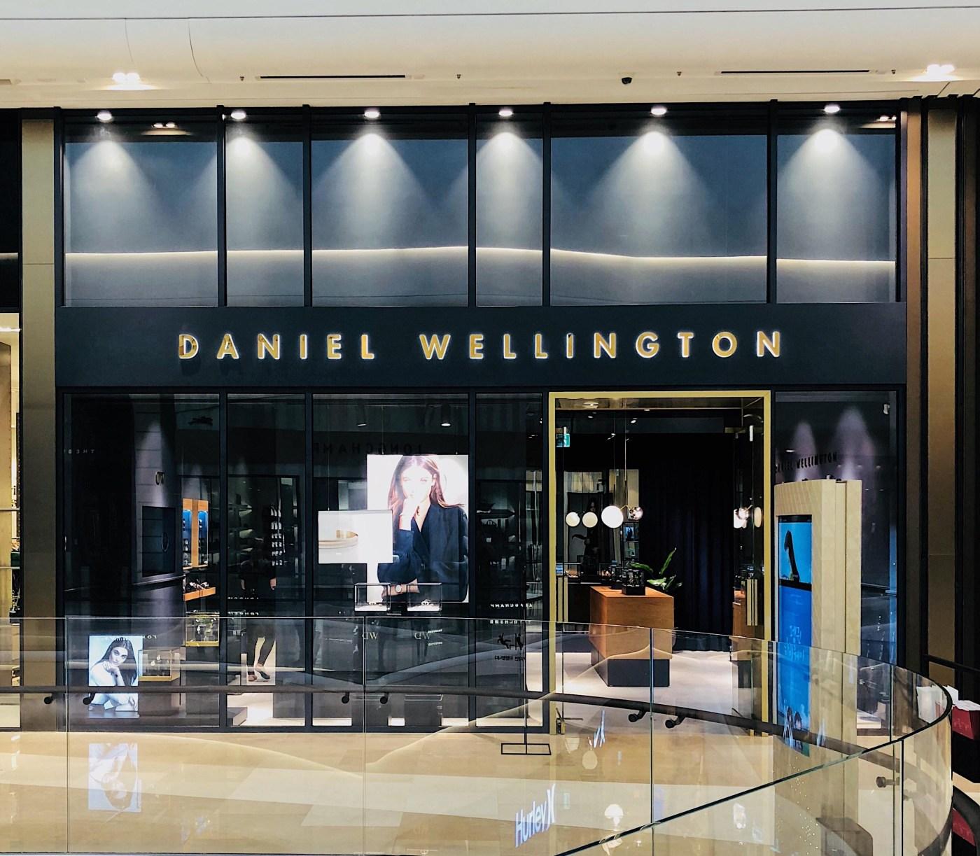 Daniel Wellington Rockefeller Center Flagship Store