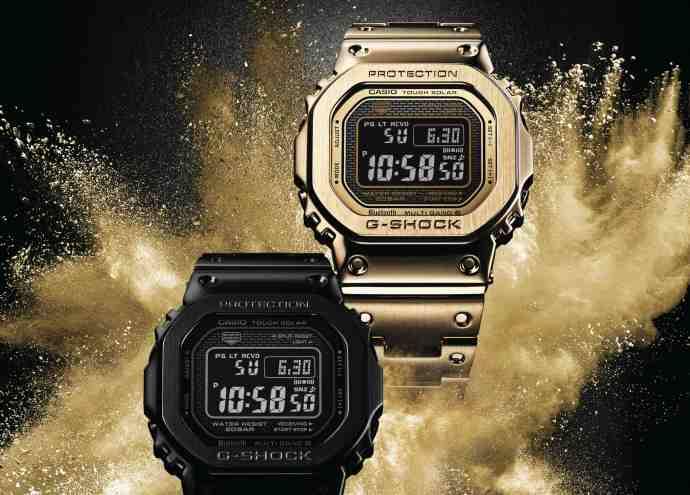 G-Shock Full-Metal B5000GD