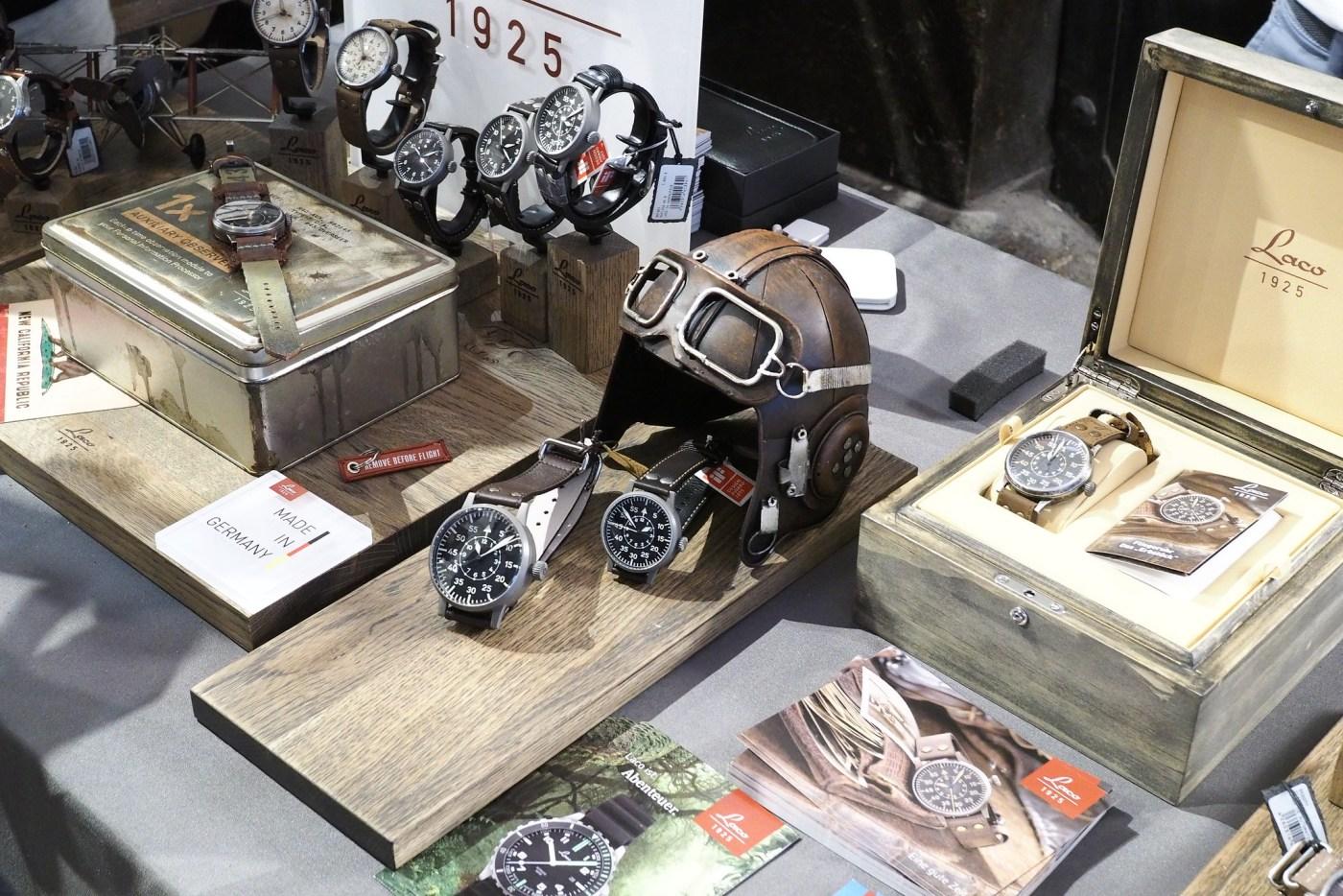 Laco Pilot Watches