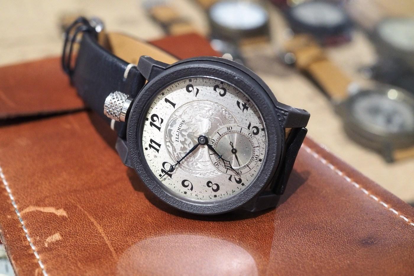 Vortic Watch Co.