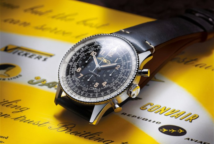 Breitling Navitimer Ref. 806 1959 Re-Edition cover