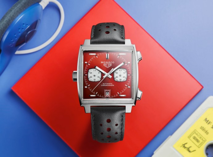 TAG Heuer Monaco Limited Edition 1979-1989 cover