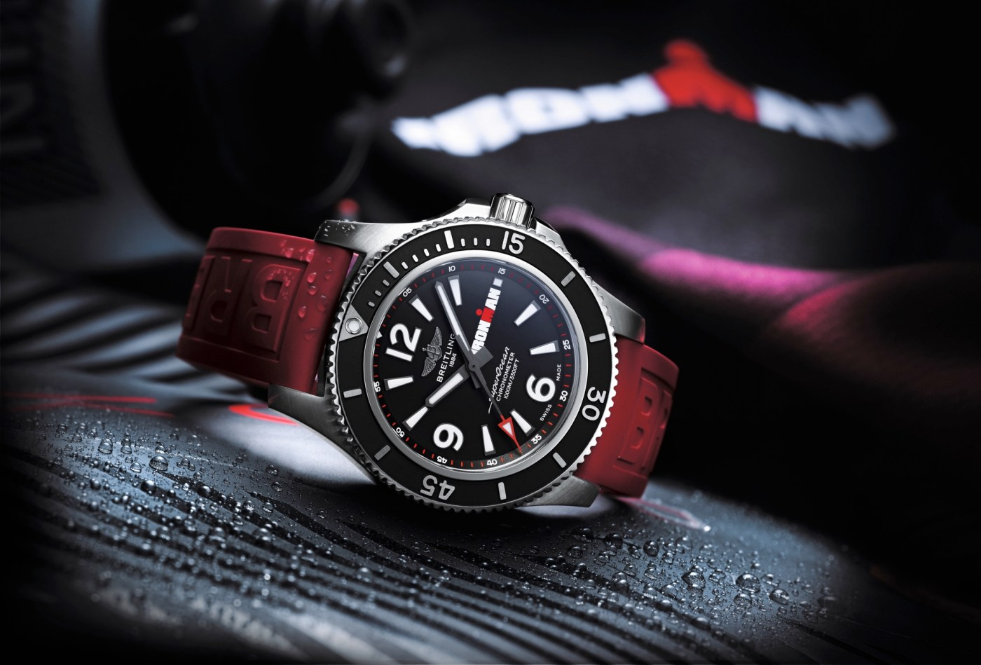 Breitling Superocean Ironman Limited Edition