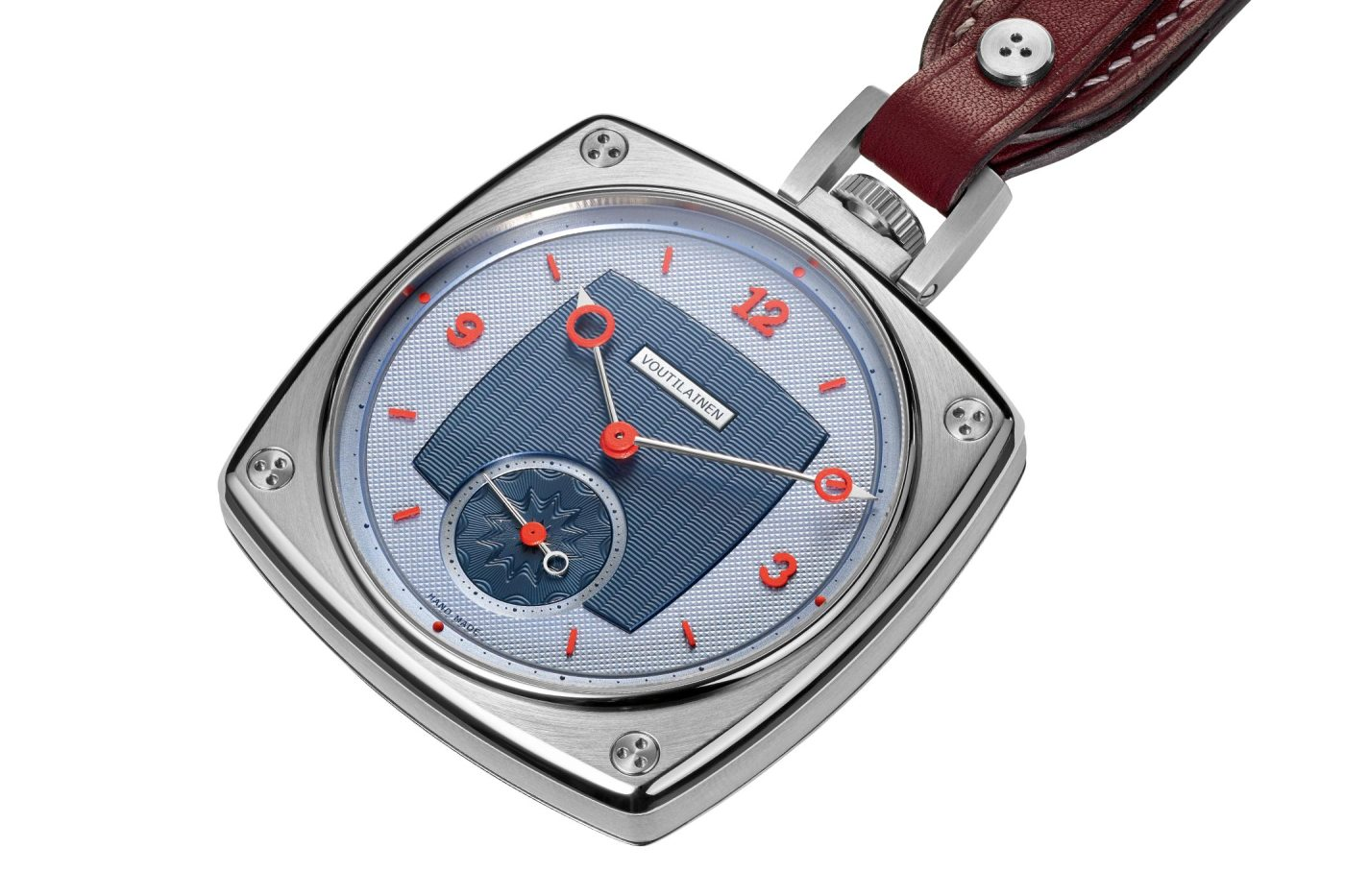 Voutilainen TP1 Pocketwatch Only Watch 2019 front