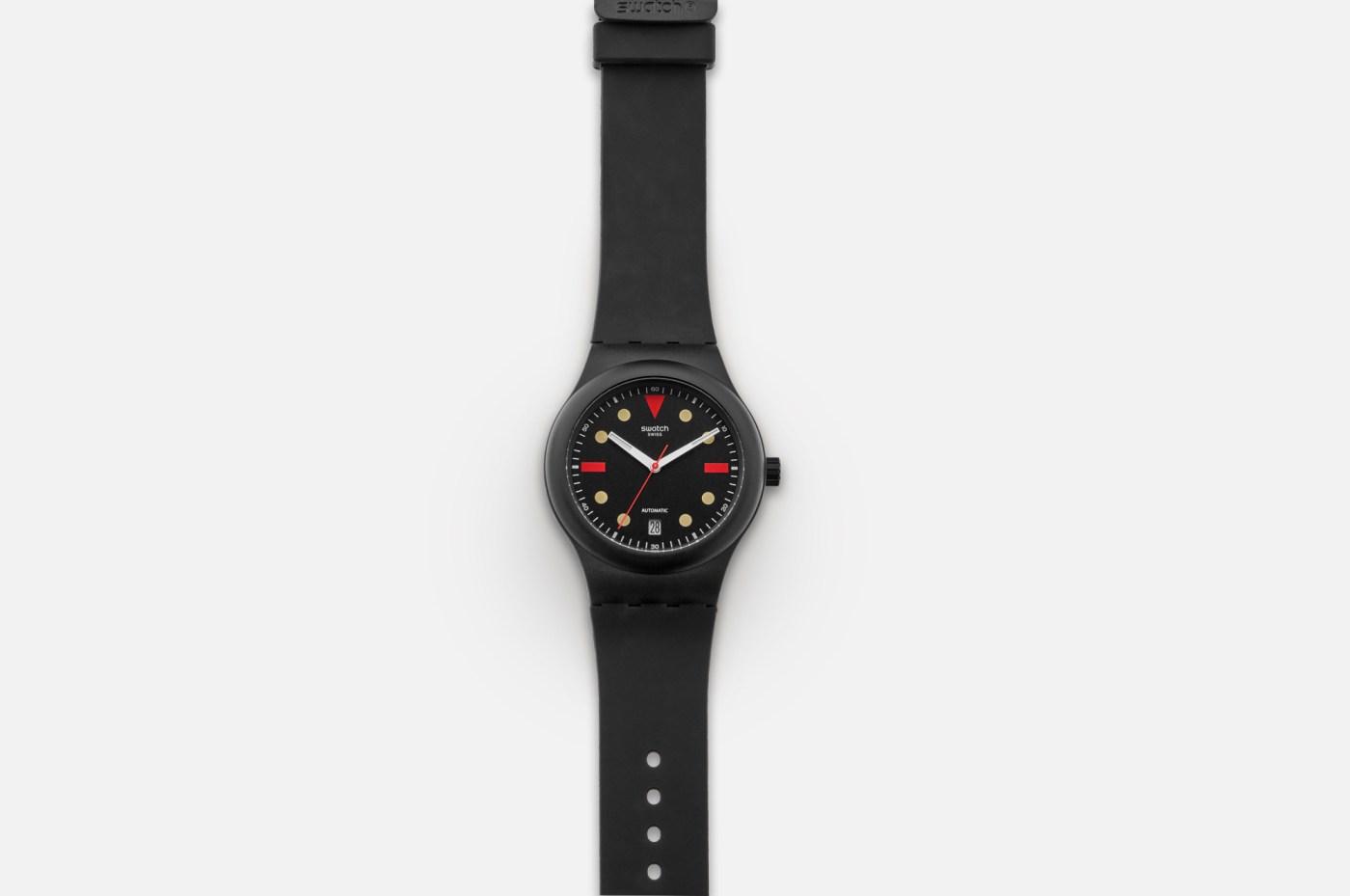 Swatch Sistem51 Hodinkee Generation 1986