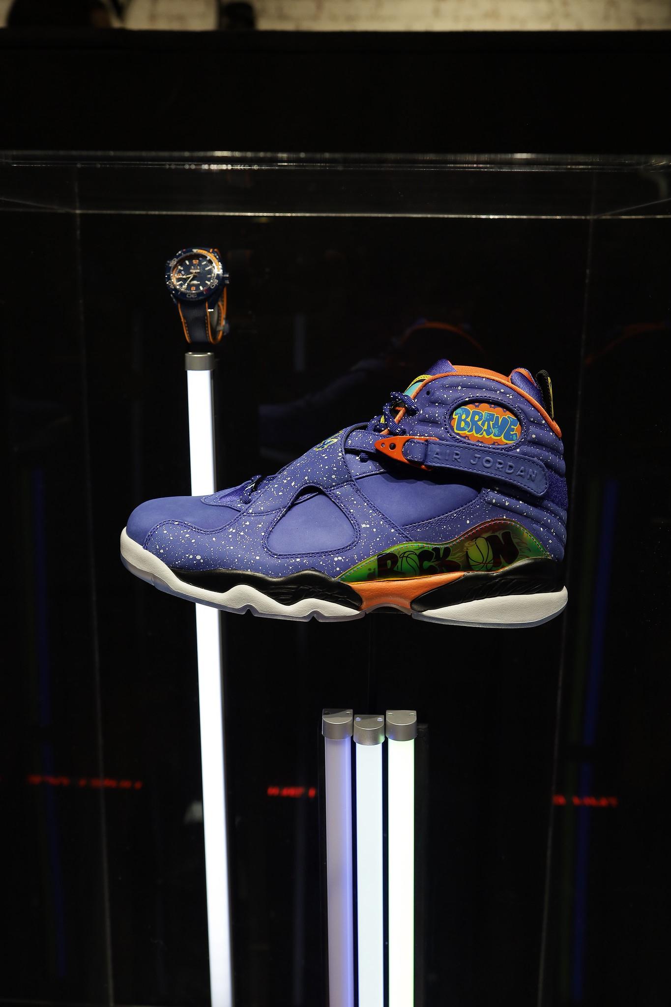 Doernbecher x Air Jordan 8 Retro