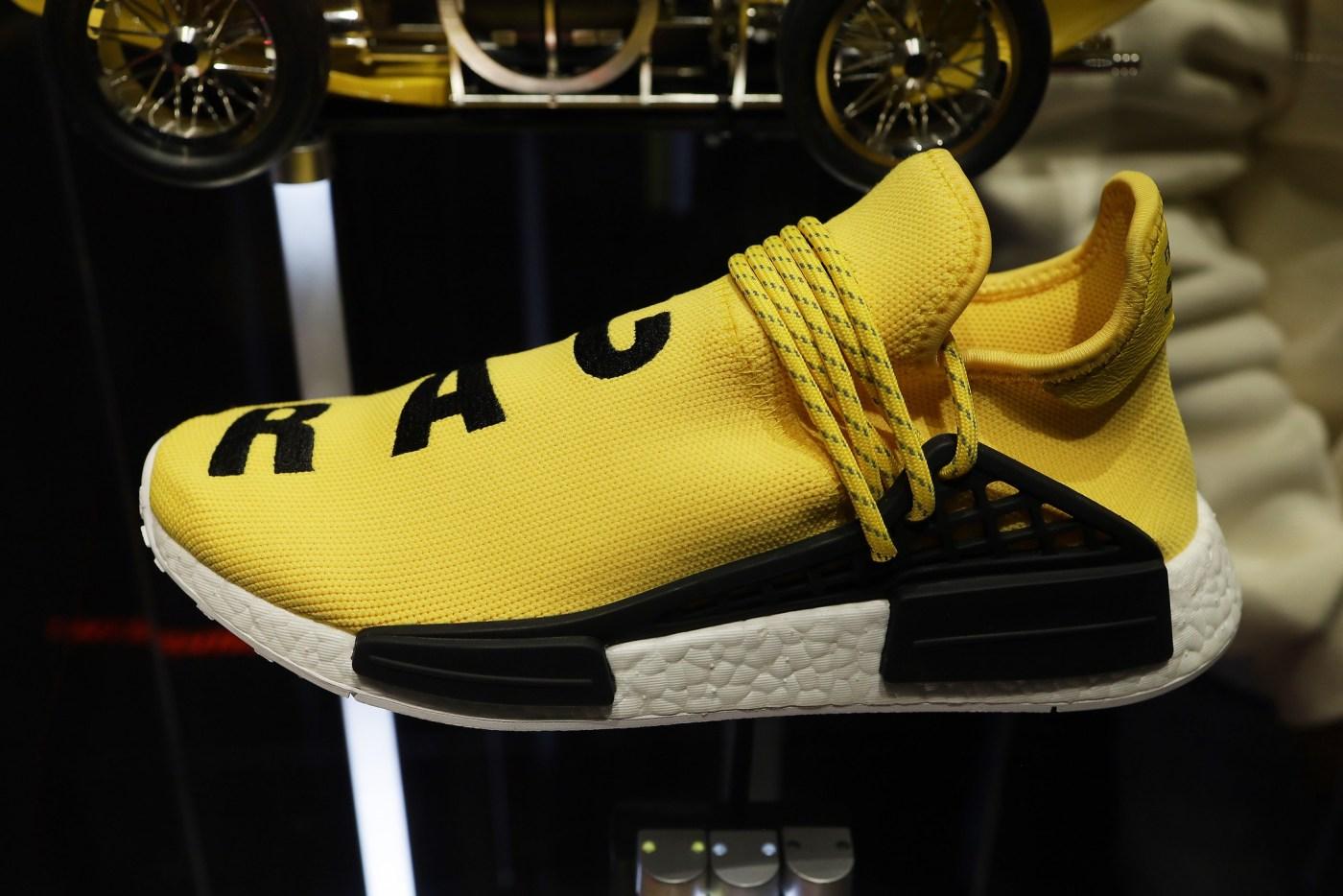 "Pharrell Williams x adidas Original Hu NMD ""Human Race"""