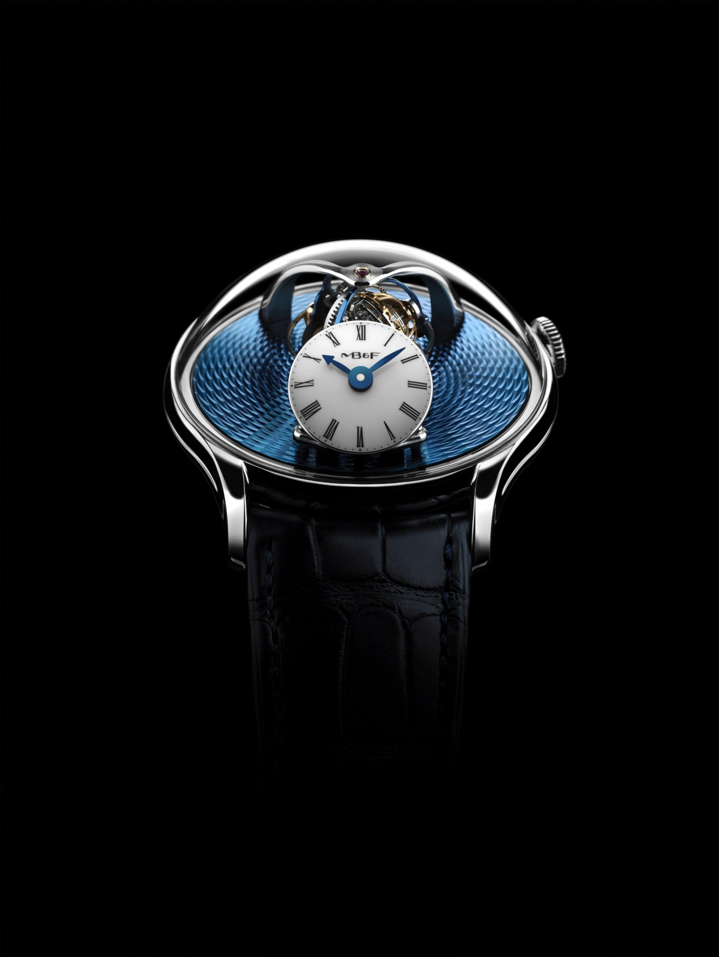MB&F Legacy Machine Thunderdome front