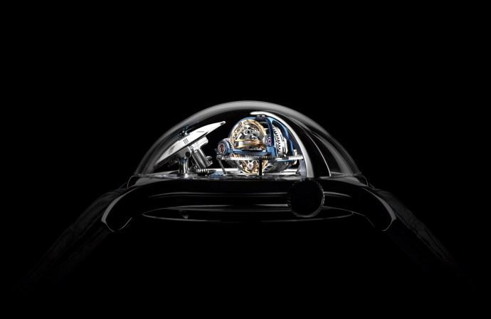 MB&F Legacy Machine Thunderdome profile