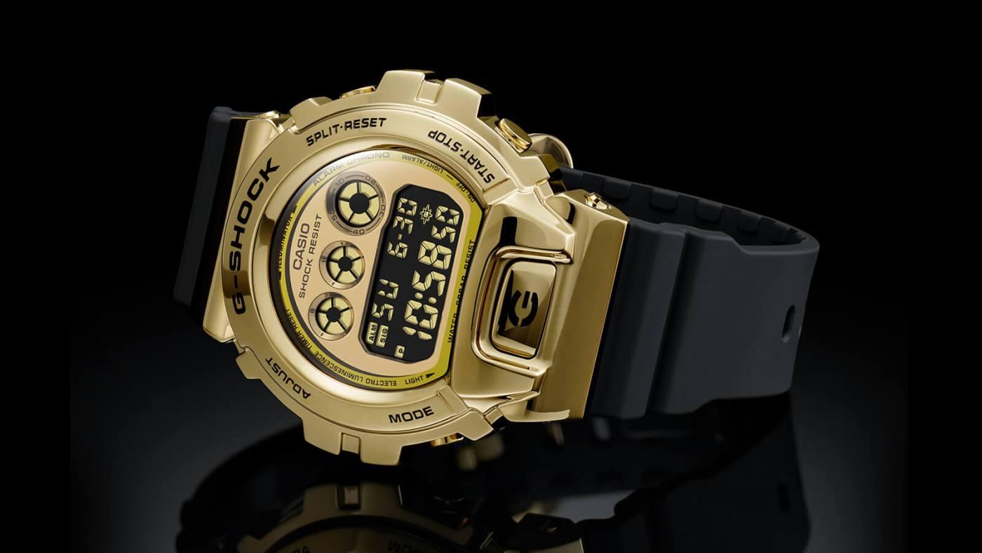 G-Shock Triple Graph Dial GM-6900