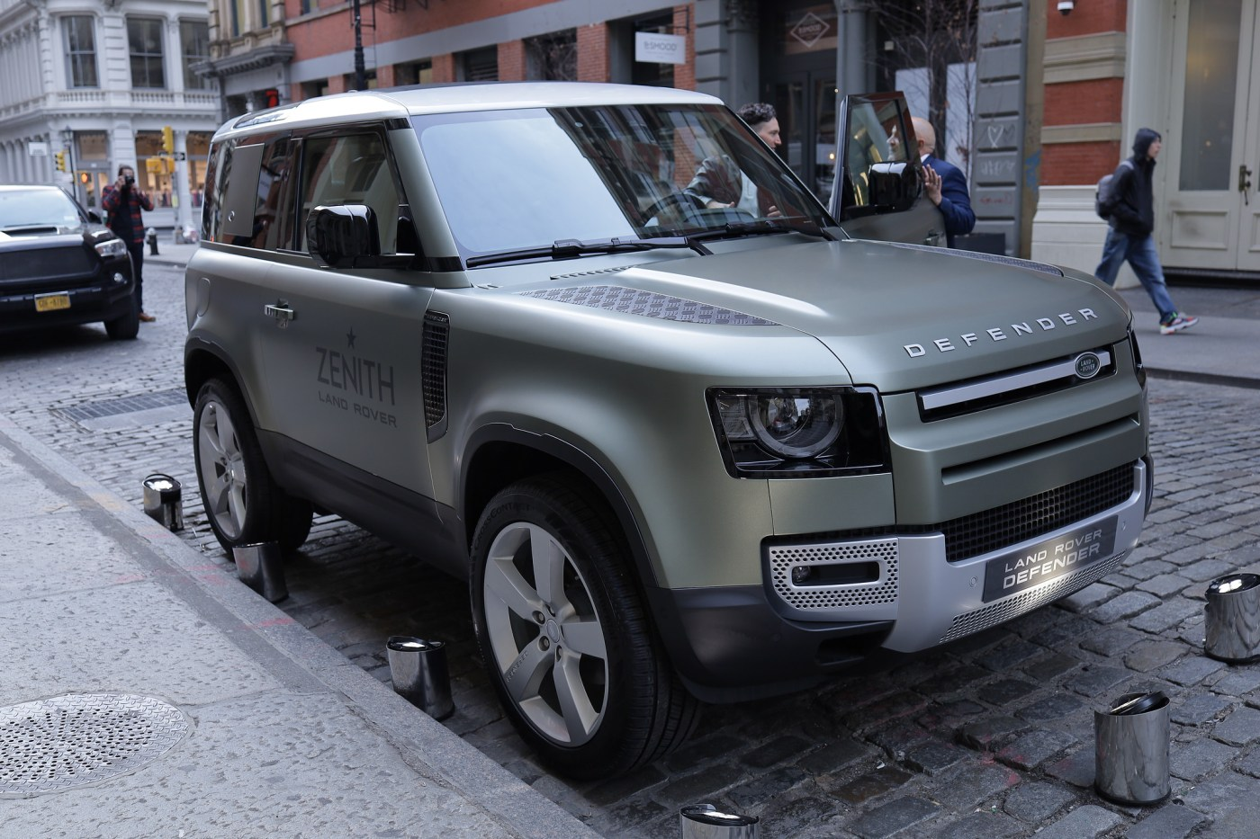 2020 Land Rover 90 First Edition