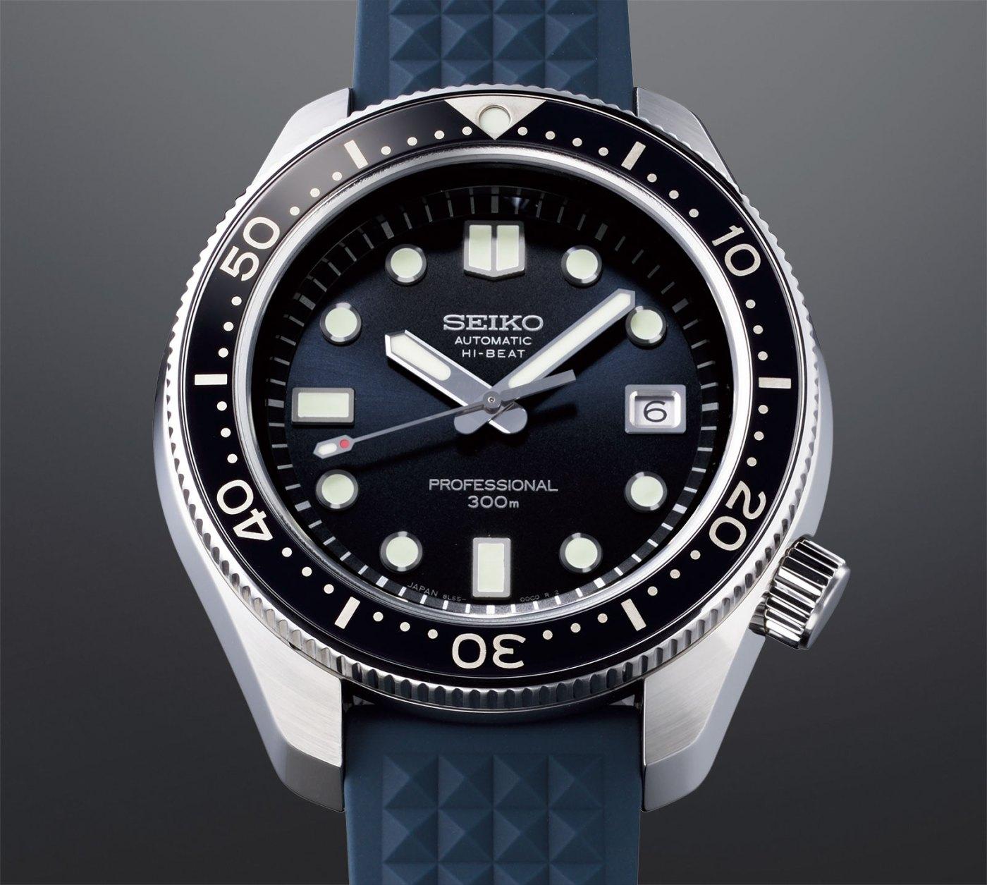 2020 Seiko 1968 Professional Divers 300M remake Ref. SLA039