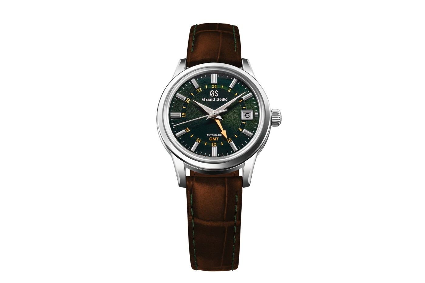 """Grand Seiko x Watches of Switzerland """"Toge"""" Special Edition front"""