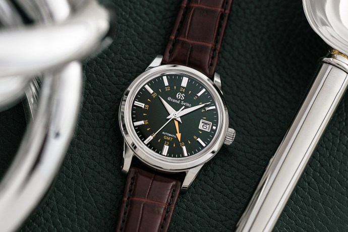 """Grand Seiko x Watches of Switzerland """"Toge"""" Special Edition Ref. SBGN241"""