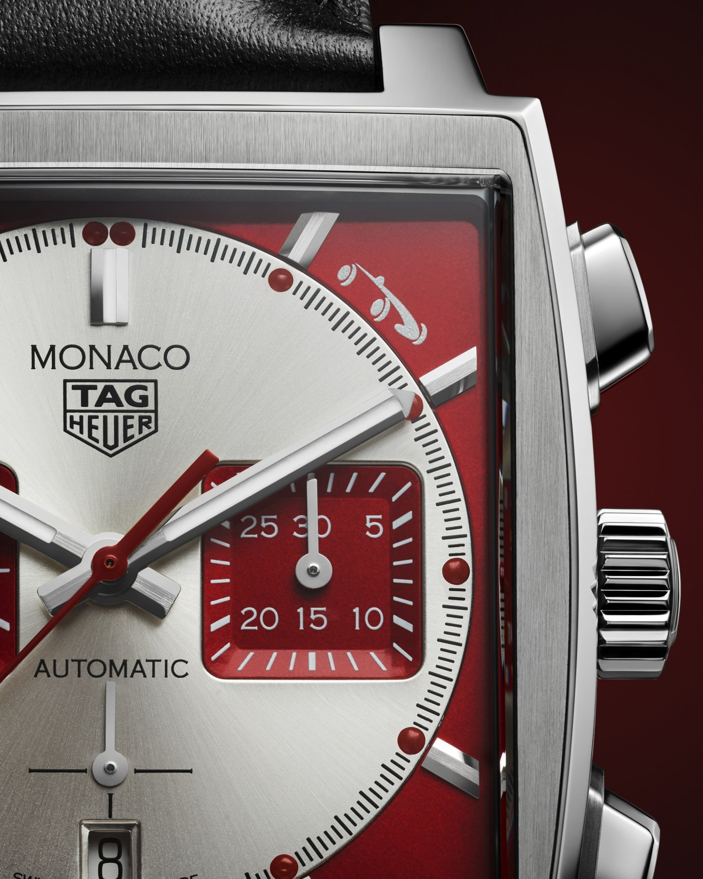 TAG Heuer Monaco Grand Prix de Monaco Historique Limited Edition dial