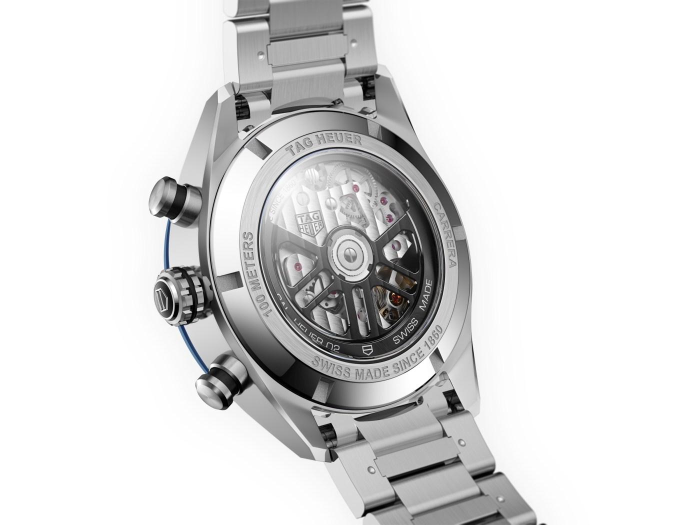 2020 TAG Heuer Carrera Sport Chronograph