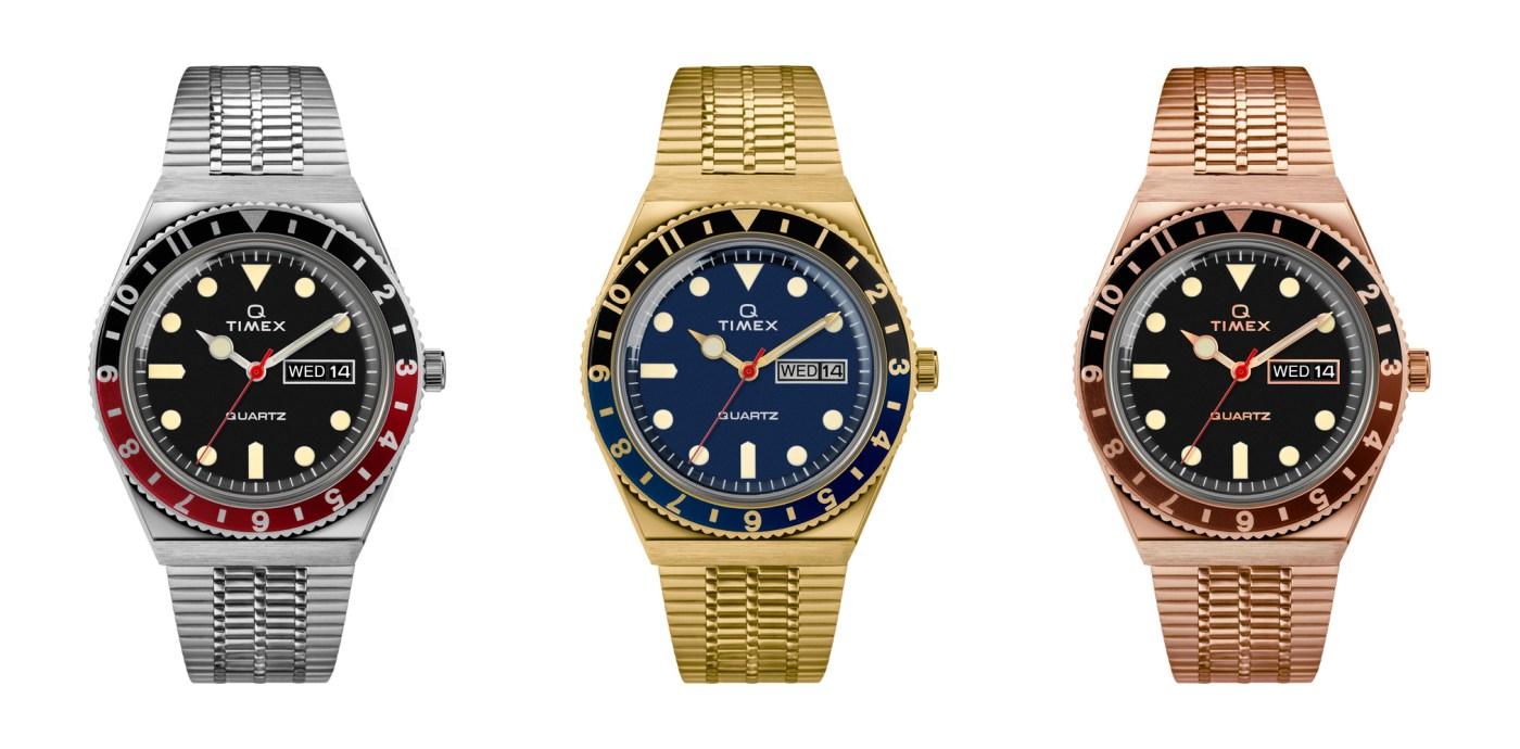 2020 Timex Q Color Series