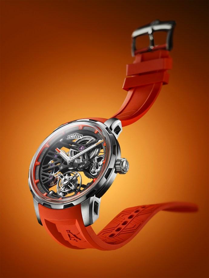 Angelus U41 Orange 2020 cover